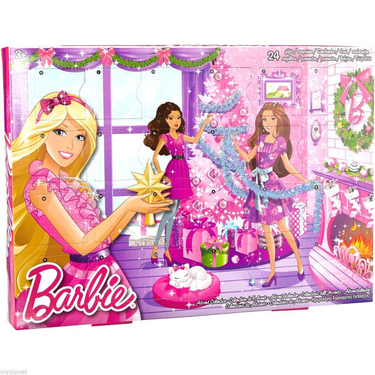 Barbie DMM61/Calendario dellavvento
