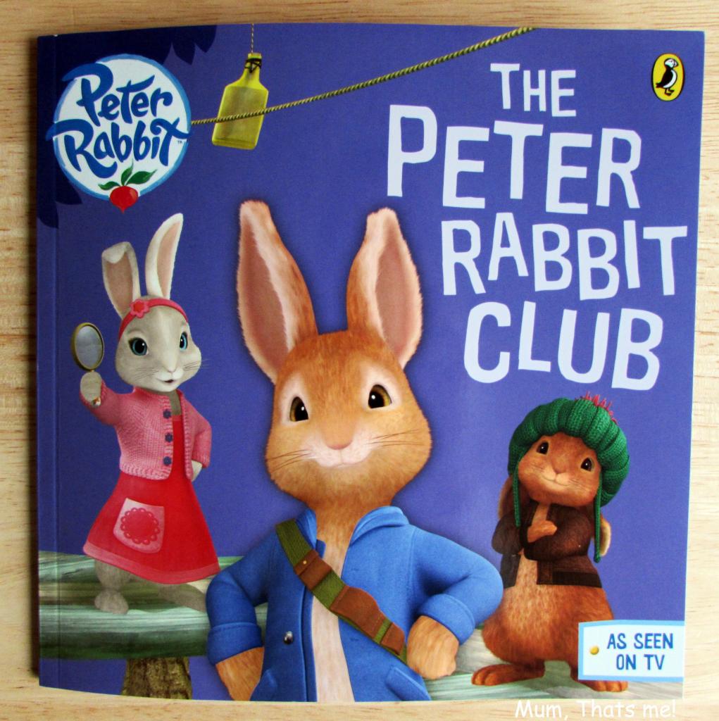 Th Peter Rabbbit Club Book
