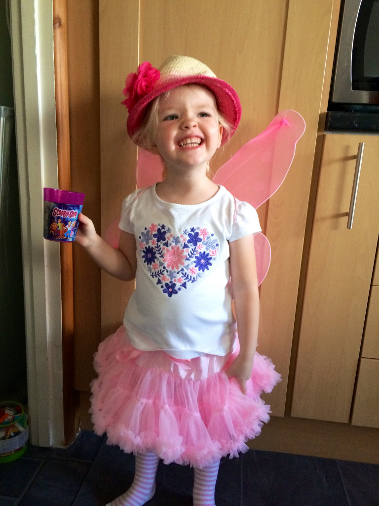 Butterfly fancy dress