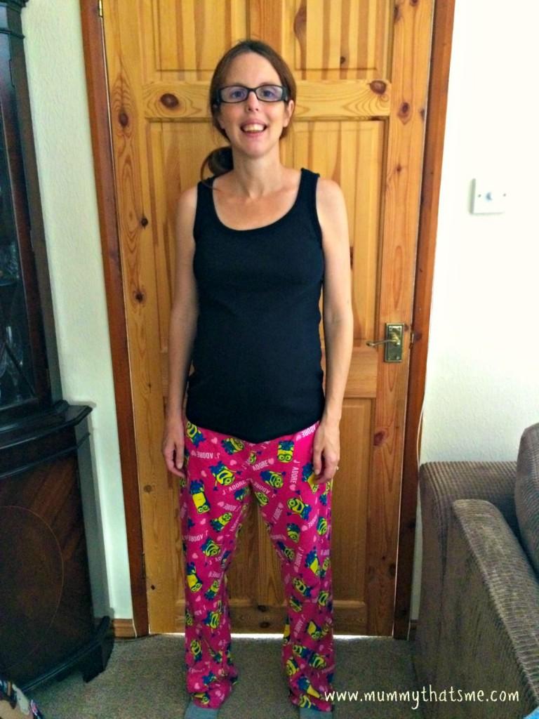 Minion pyjama bottoms