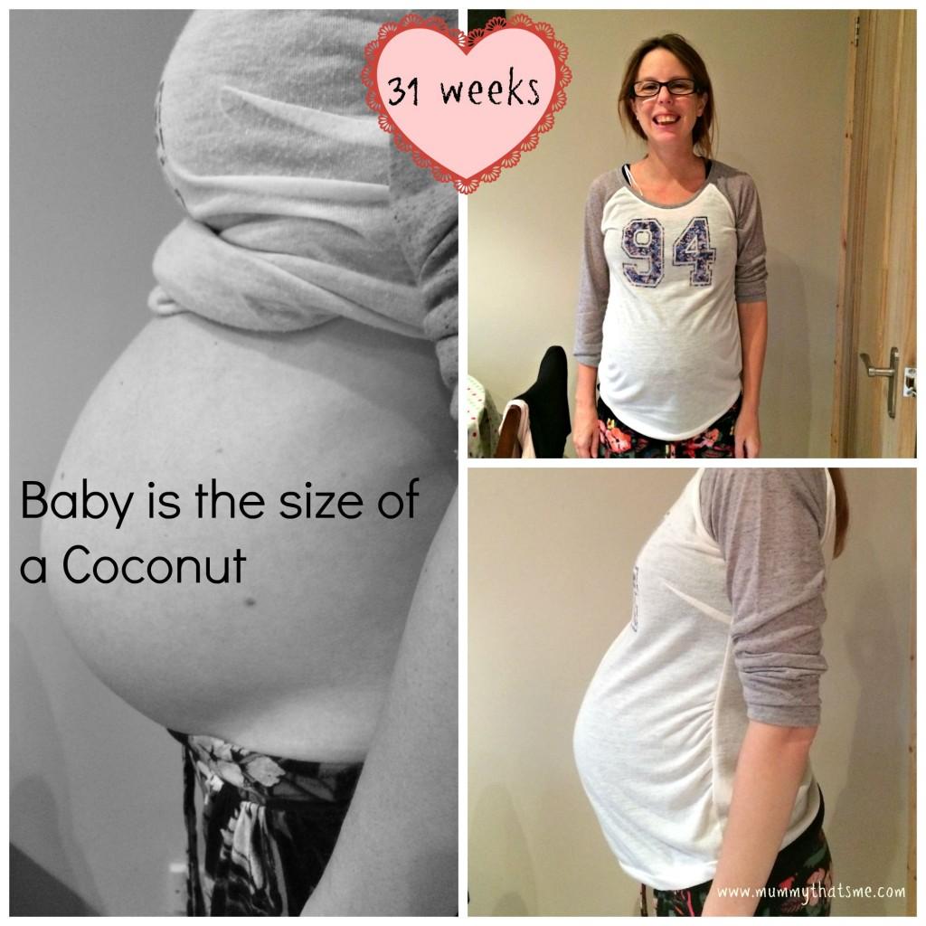31 weeks pregnant cramps