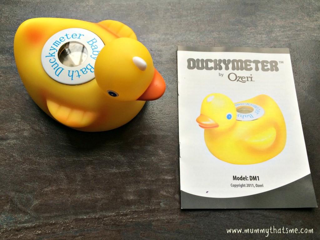 Ozeri duckymeter