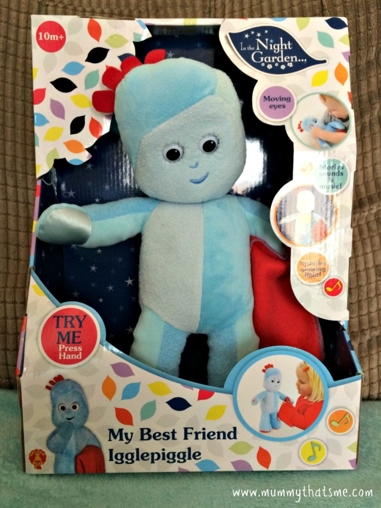 In the night garden Iggle piggle