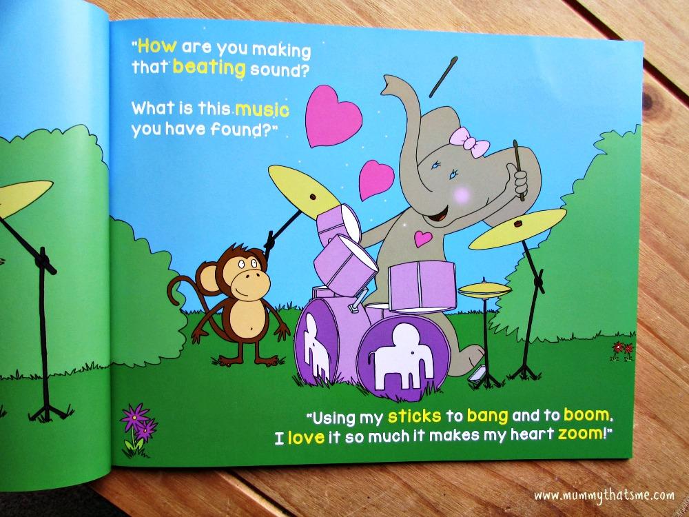Jungle Jam Book Review