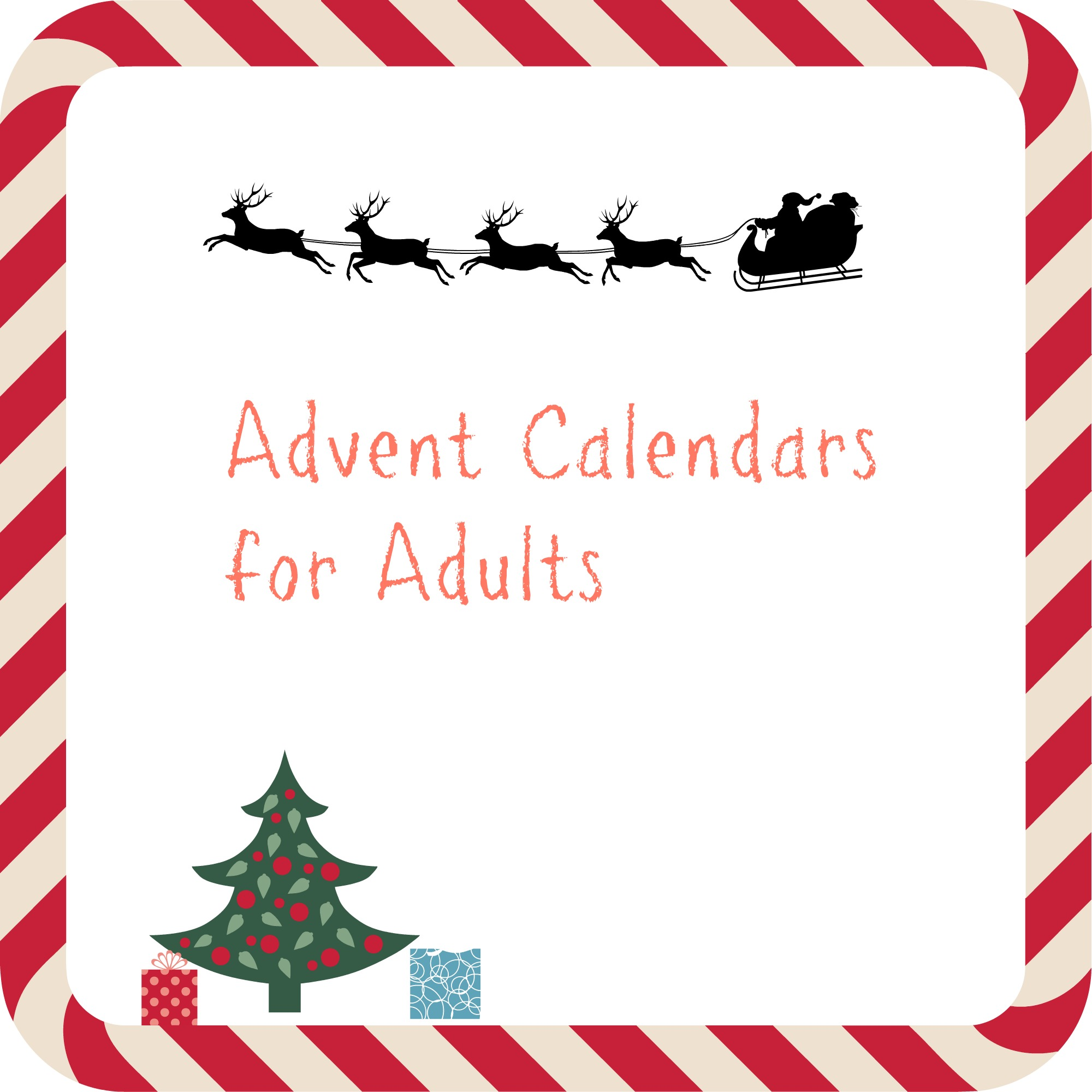 Advent calendars for adults mum thats me for Advent crafts for adults