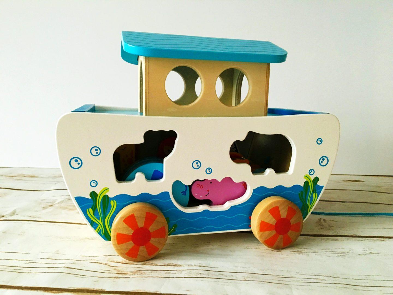 Hape Noah's Ark