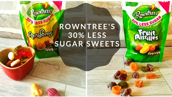 Rowntree's 30% Less sugar sweets