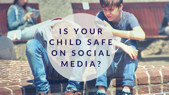 Is your child safe on social media feature