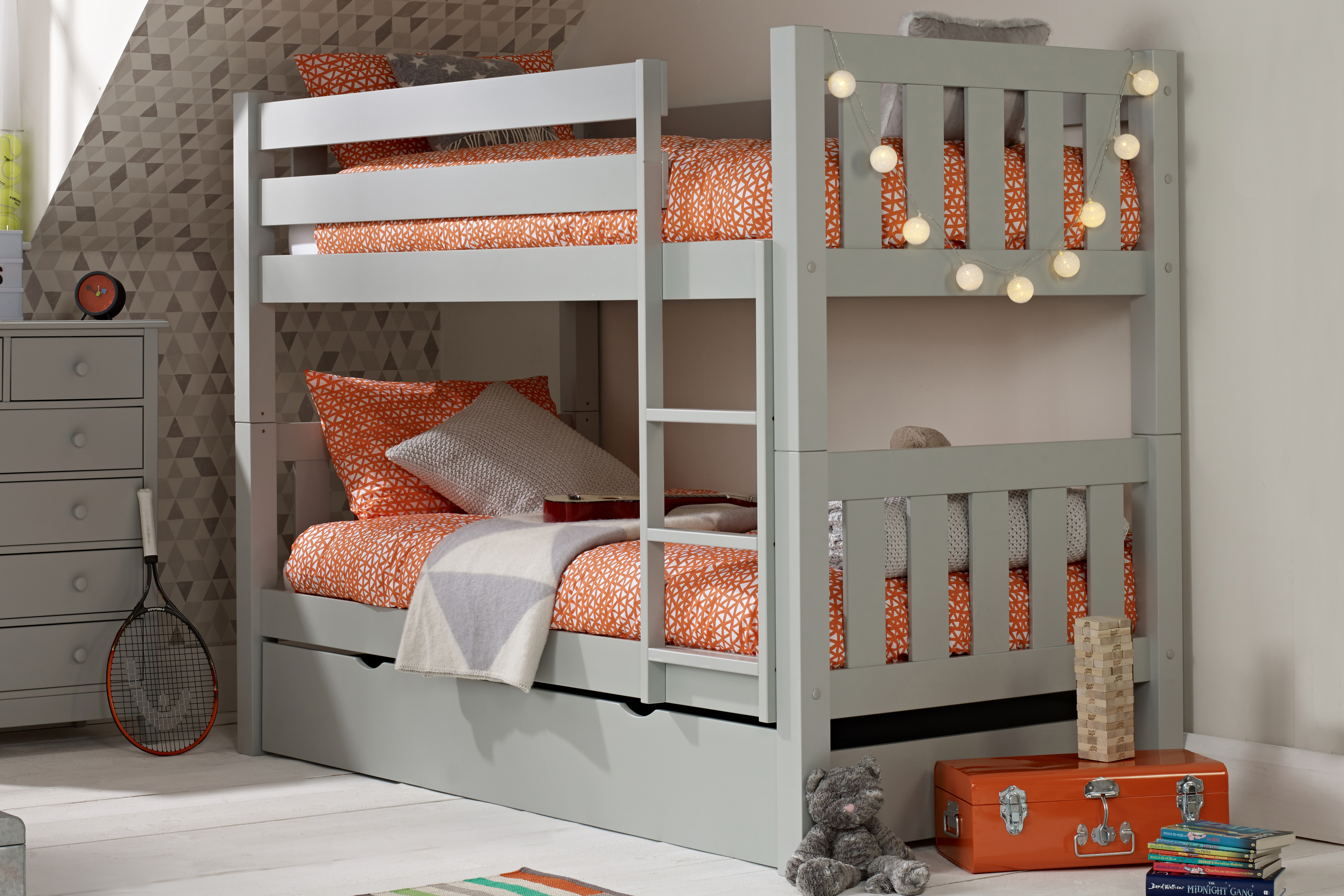 5 Stylish Bunk Bed Ideas For Maximising Space In Style Mum Thats Me