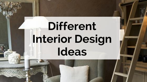 Different interior design styles mum thats me for Different interior design styles