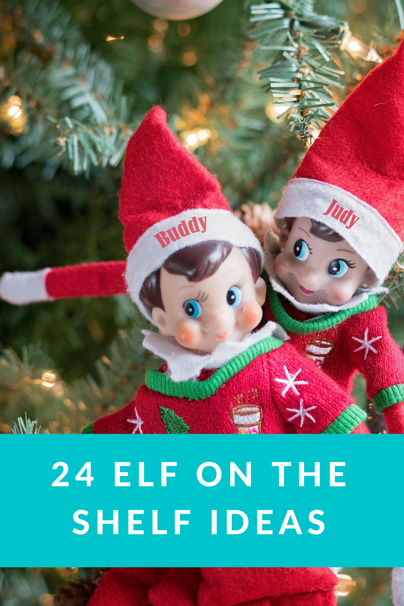 24 days of elf on the shelf ideas mum thats me. Black Bedroom Furniture Sets. Home Design Ideas