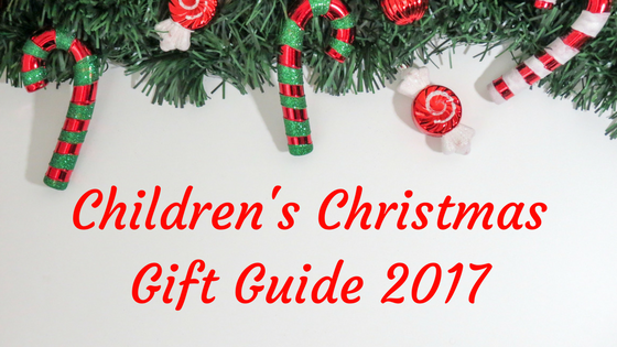 Children's Christmas Gift Guide