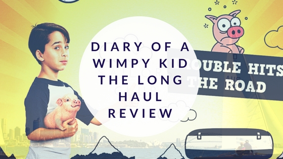Dairy of the wimpy kid the long haul