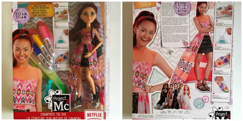 Mc2 Doll