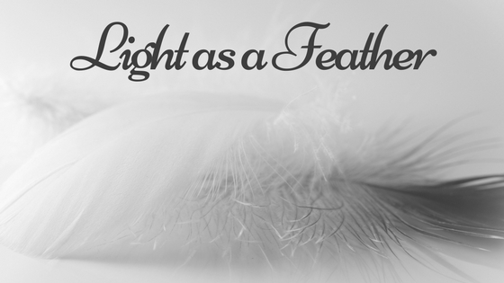 feather feature image