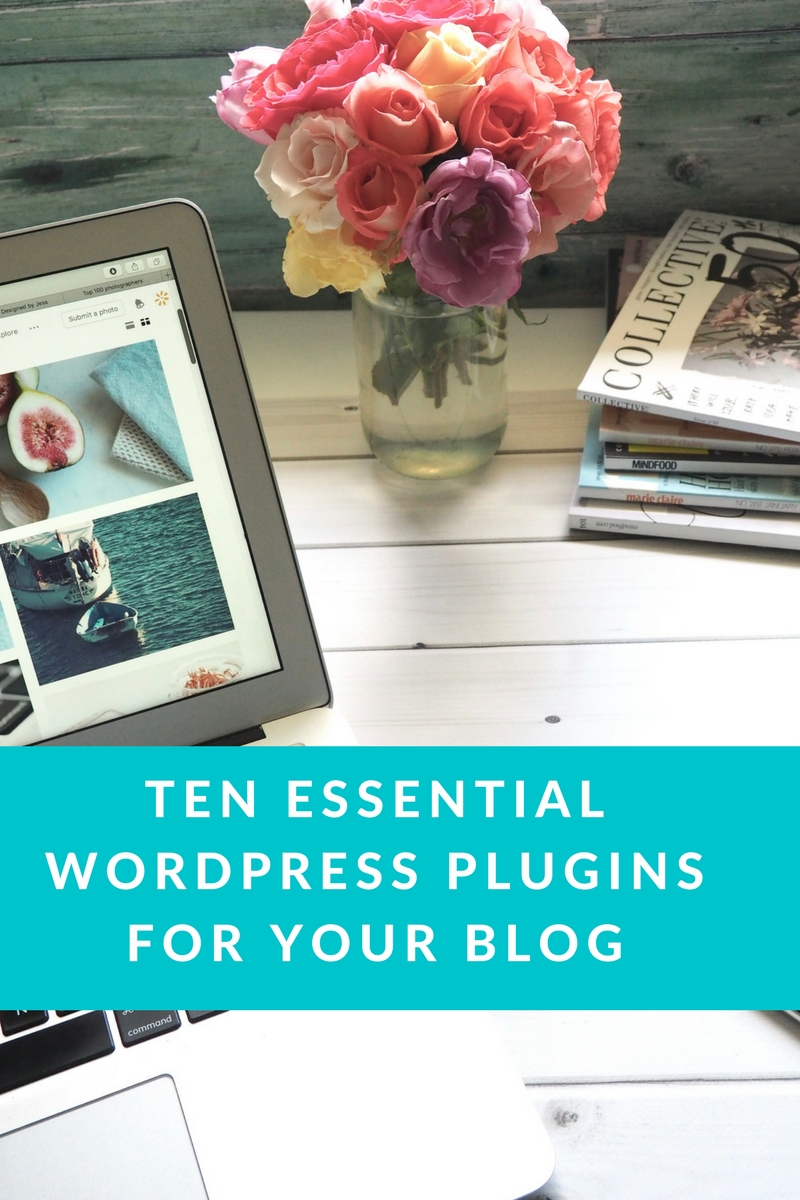 Essential WordPress Plugins for your blog.