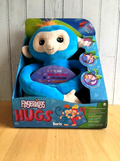 Fingerling Hugs