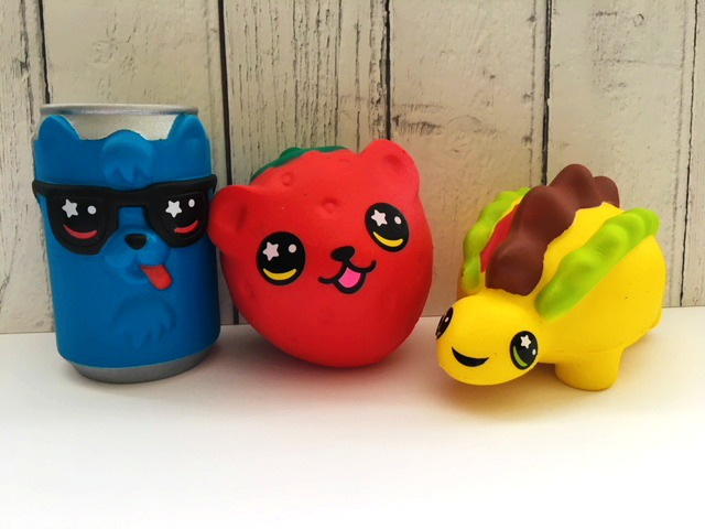 Smiggle Series 2 Squishies