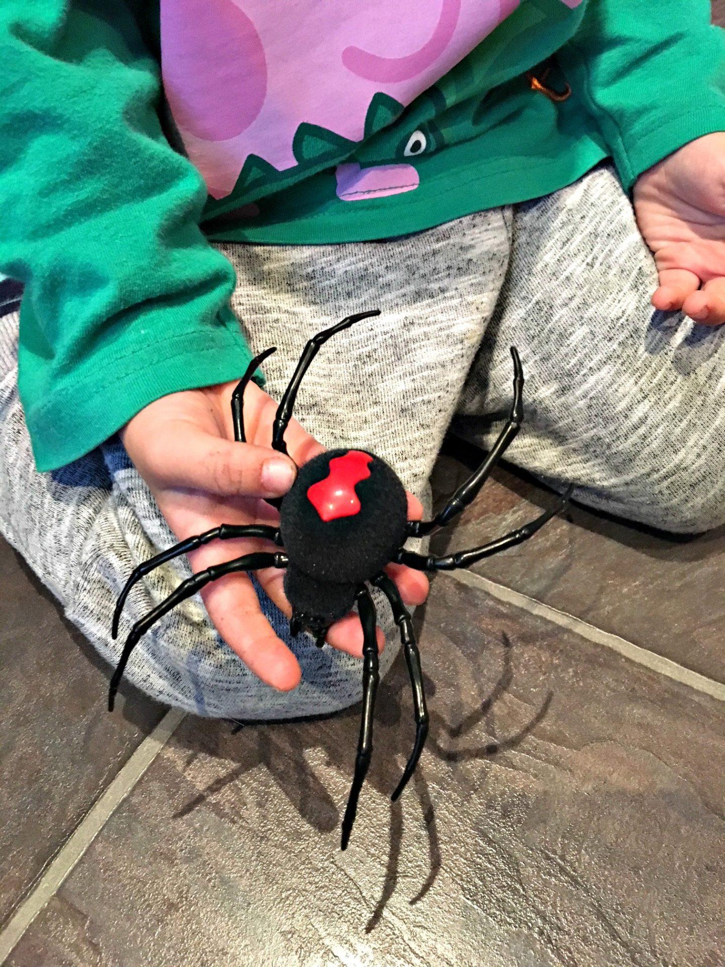 Robo Alive Spider